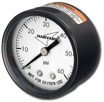 Hayward Cartridge Filter Pressure Gauge