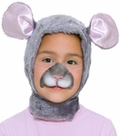 Child's Animal Mouse Costume Kit