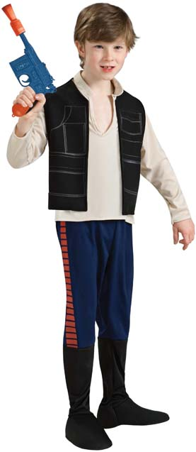 Child's Deluxe Han Solo Costume