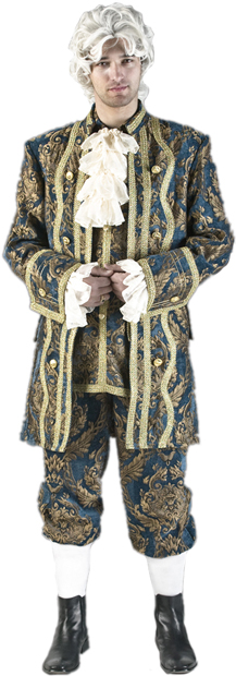 Authentic Mozart Costume