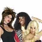 Adult Rock and Roll Wigs