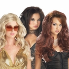 Women's Beauty Costume Wigs