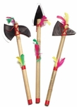 Indian Tomahawk Costume Prop Set