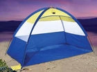 Pop-Up Beach Shade Tent