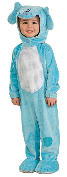 Child's Super Deluxe Blues Clues Costume