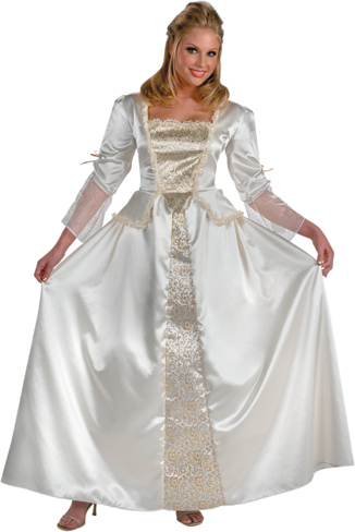 Adult Pirates Of The Caribbean Elizabeth Costume