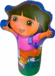 Dora the Explorer 4 Ft Bop Bag with Arms