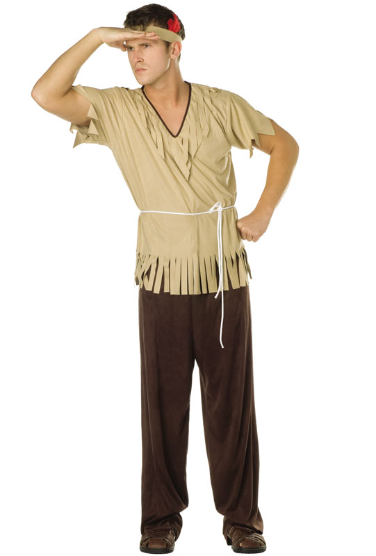 Adult Indian Man Costume