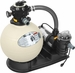 "Pool Sand Filter with 1 HP Pump and 18"" Tank"