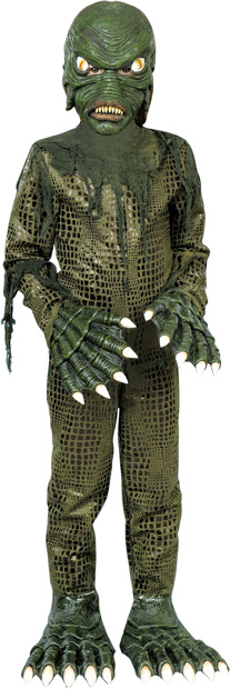 Child's Swamp Thing Costume