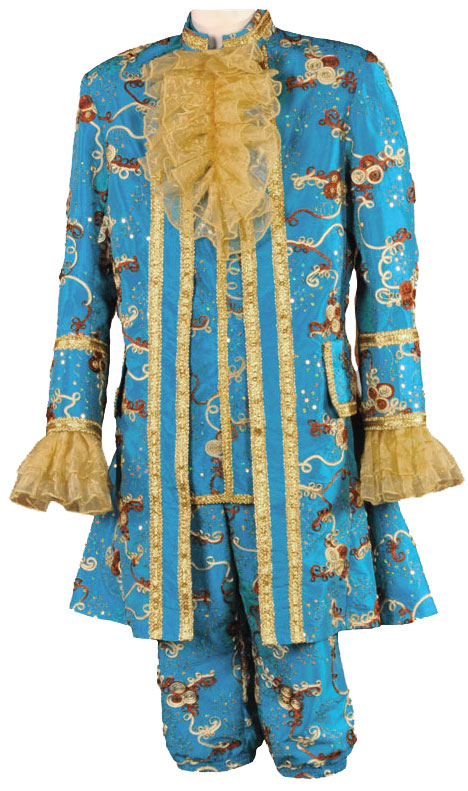 King Louis XVI Theater Plus Size Costume