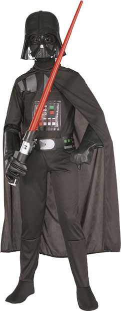 Child's Darth Vader Costume