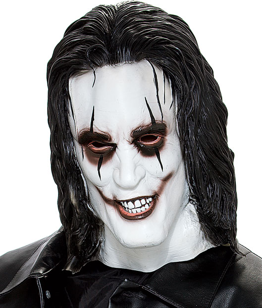 The Crow Costume Mask