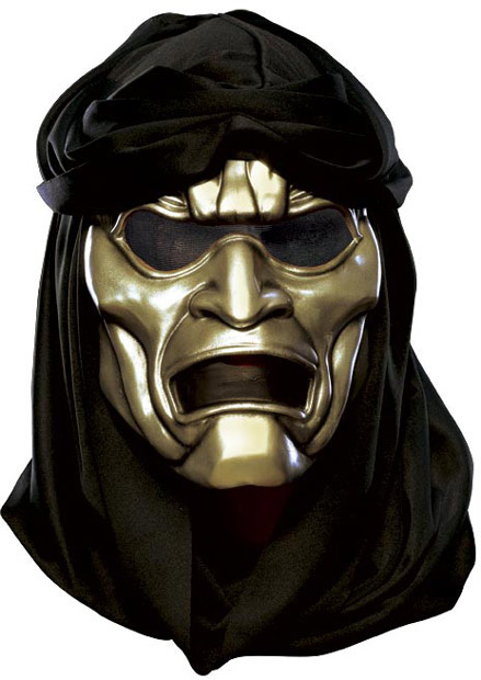 Immortal 300 Movie Costume Mask