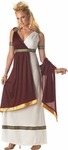 Woman's Roman Empress Costume