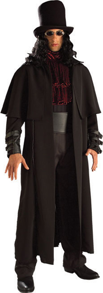 Aristocratic Vampire Lord Costume
