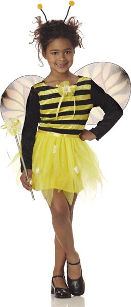 Child's Daisy Bumble Bee Costume