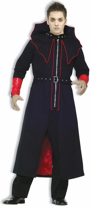 Adult Dark Master Vampire Costume