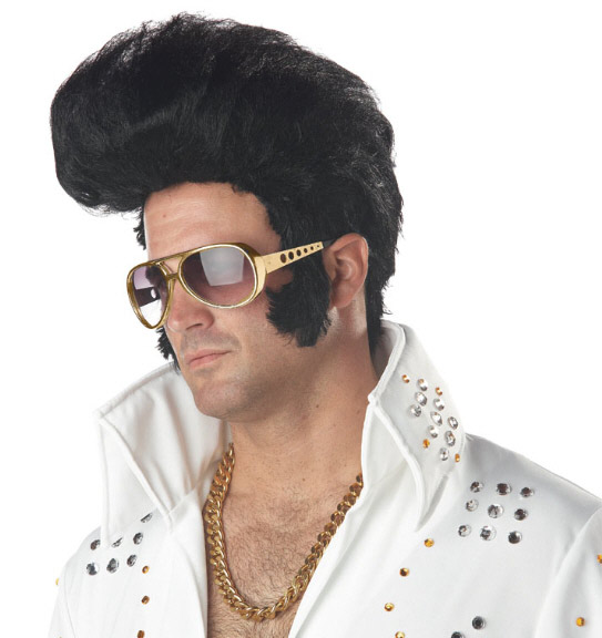 Elvis Legend Costume Hairpiece