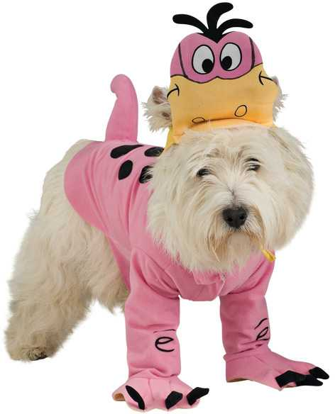 Dino Flintstones Dog Costume