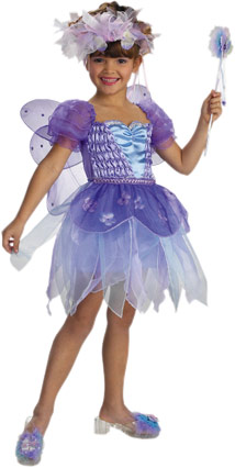 Child's Flower Fairy Costume