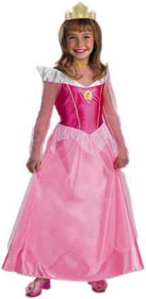 Child's Aurora Costume