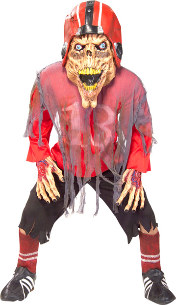 Adult Scary Football Player Costume