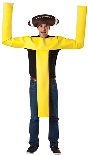 Adult Football Touchdown Costume