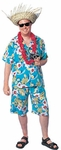 Hawaiian Tourist Dude Costume