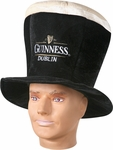 Adult Guinness Beer Top Hat