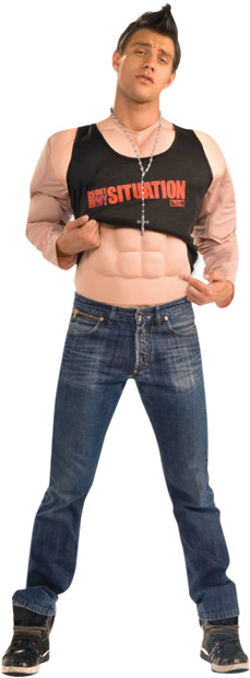 The Situation Muscle Costume