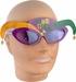 Mardi Gras Clown Glasses