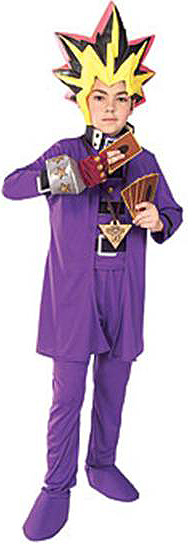 Child's Deluxe Yugioh Costume