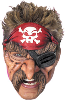 Adult Pirate Mask