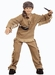 Child's Deluxe Daniel Boone Costume