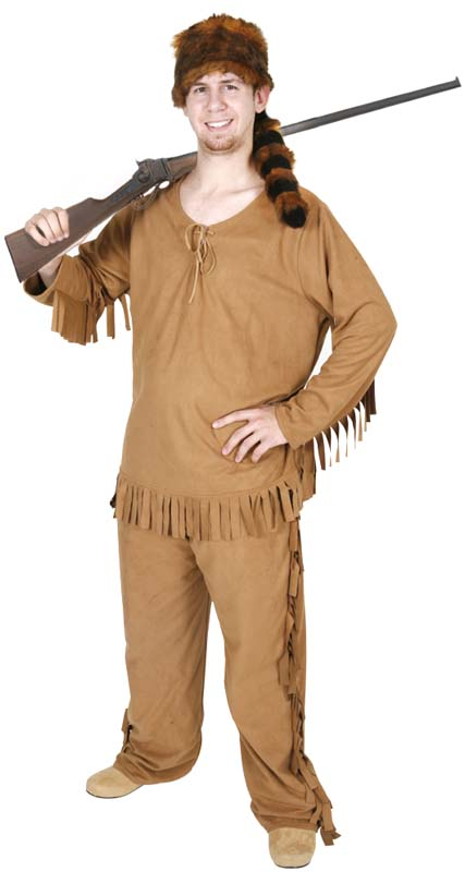 Adult Lewis and Clark Costume