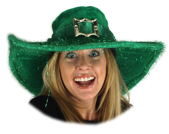 Women's Leprechaun Hat