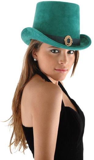 Adult Deluxe Leprechaun Hat