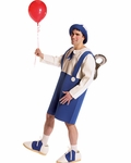 Adult Wind-Up Boy Doll Costume