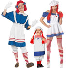 Rag Doll Costumes