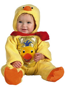Baby Einstein Duck Costume