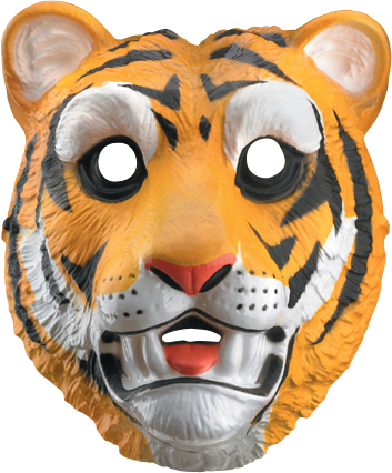 Child's Tiger Mask