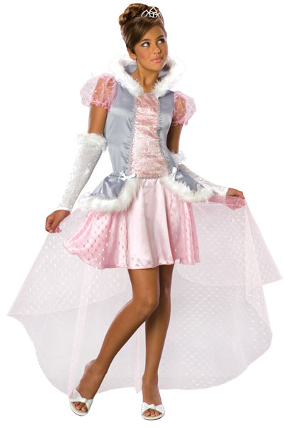 Adult Posh Princess Costume