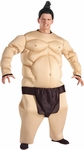 Adult Over Sized Sumo Wrestler Costume