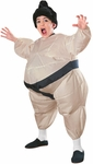 Child's Inflatable Sumo Wrestler Costume