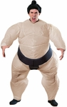 Adult Inflatable Sumo Wrestler Costume