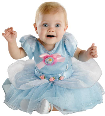Baby Adorable Cinderella Costume