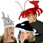 Adult Sea Creature Hats