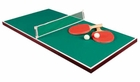 Ping Pong and Slide Hockey Table Top Accessory for 9007