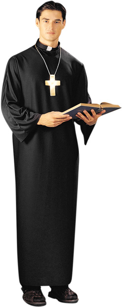 Roman Catholic Priest Costume